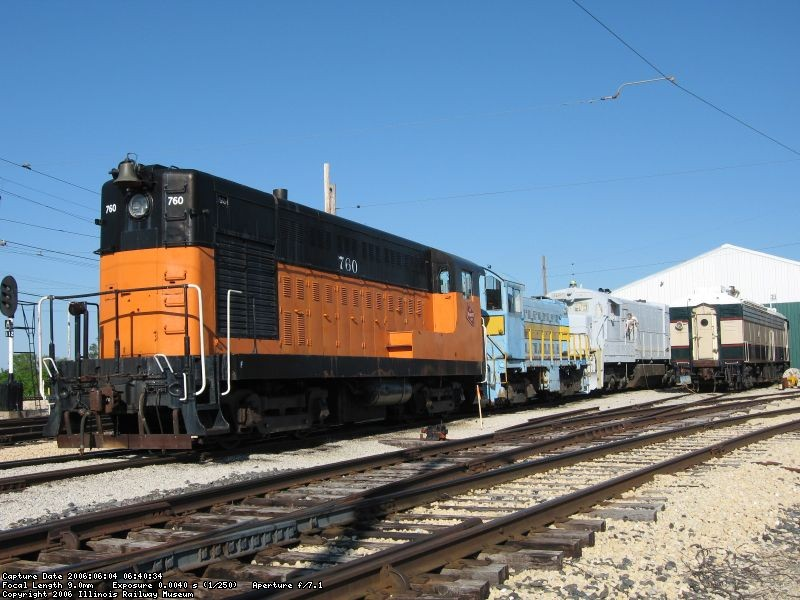 One yard, 4 makers, *FM, ALCO, GE, EMD*