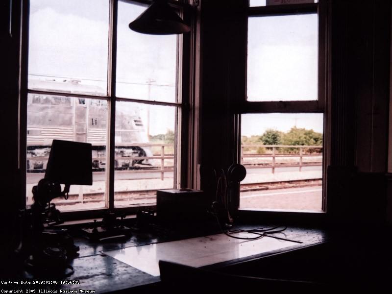 Depot Ticket Office