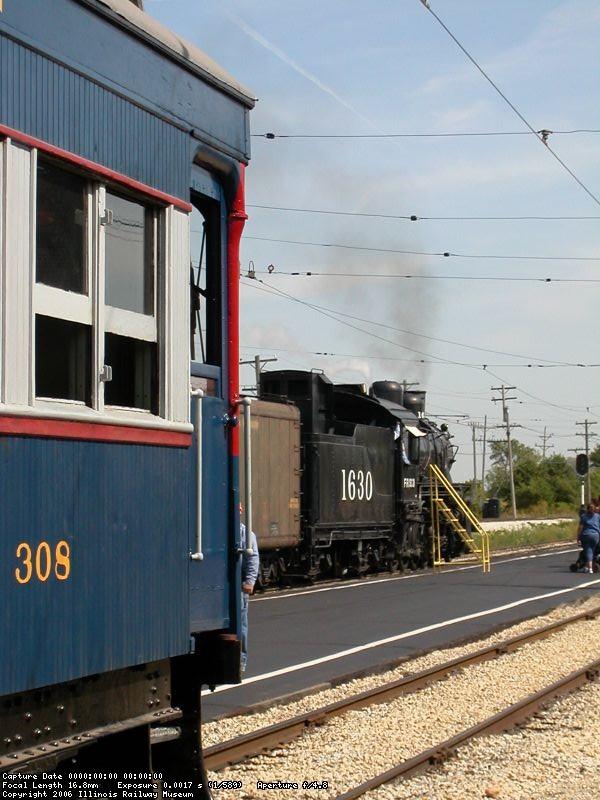 In service - September 2004