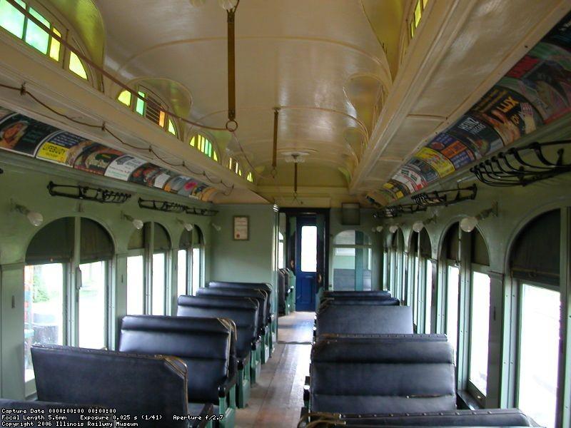 Interior - May 2005