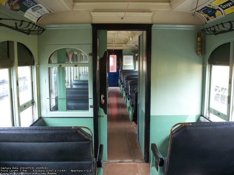 Interior - July 2011