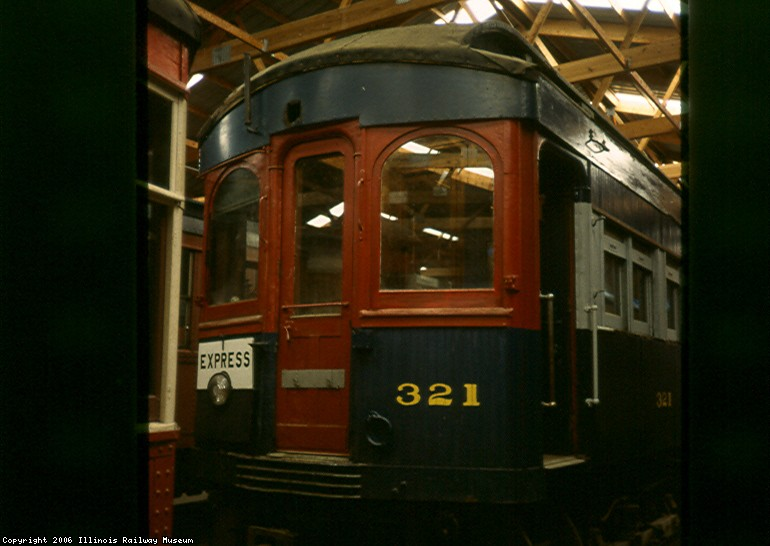 CA&E 321 - c1995