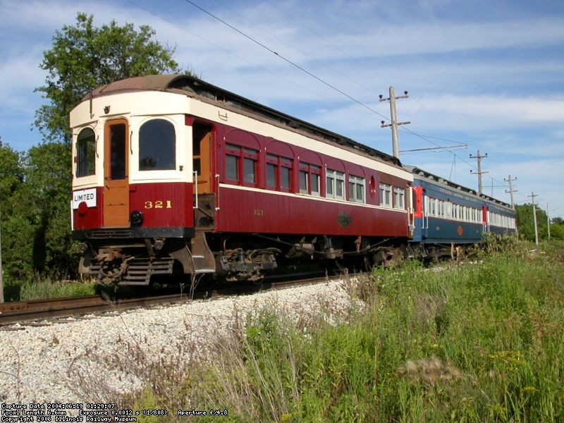 Main line - June 2004
