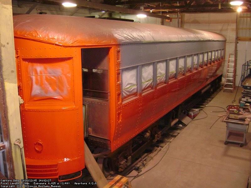 Repainting - December 2010