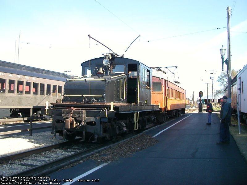 Switching - November 2004