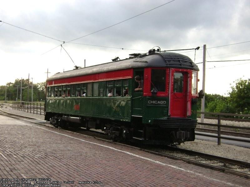 Station Track 1 - June 2010