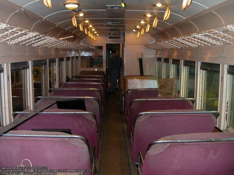 Interior - March 2003