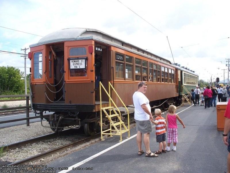 In service - September 2009