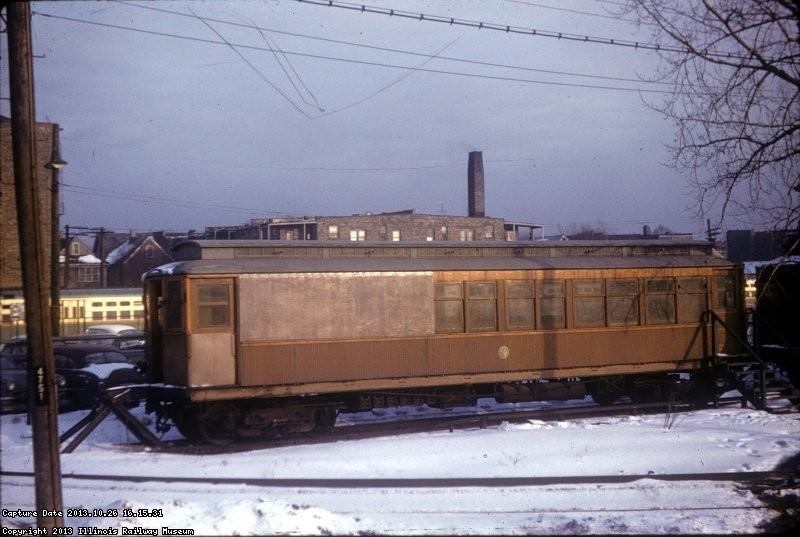 Kimball Yard - c1960