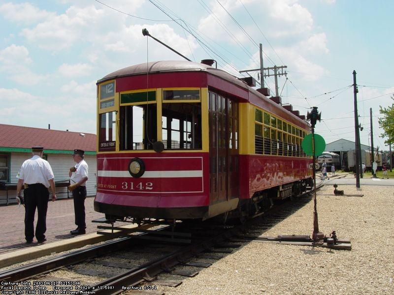 In service - June 2003