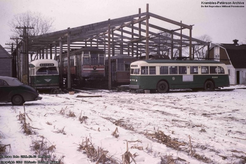 Downers Grove - February 1960
