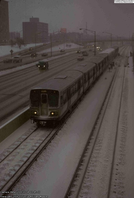 33rd & Dan Ryan - January 1974