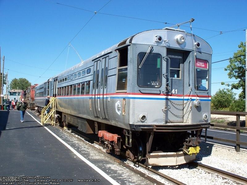 In service - September 2007