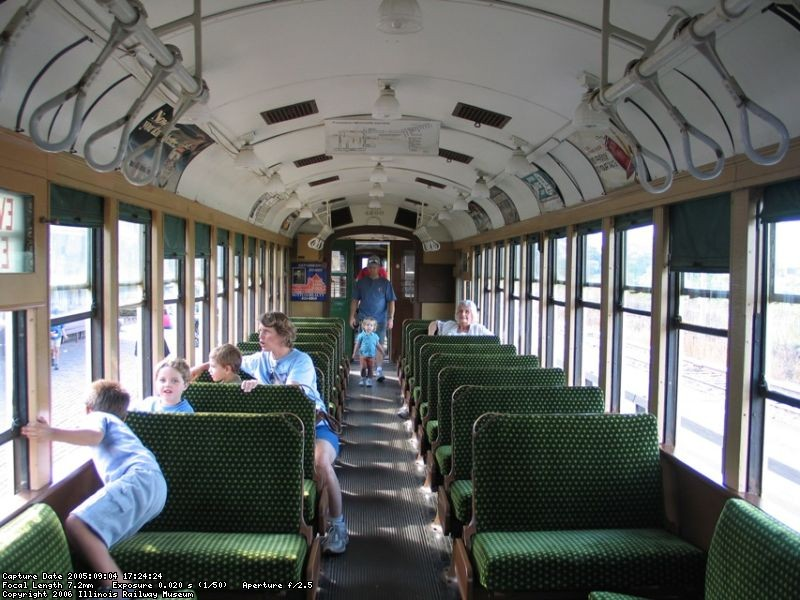 Interior - September 2005