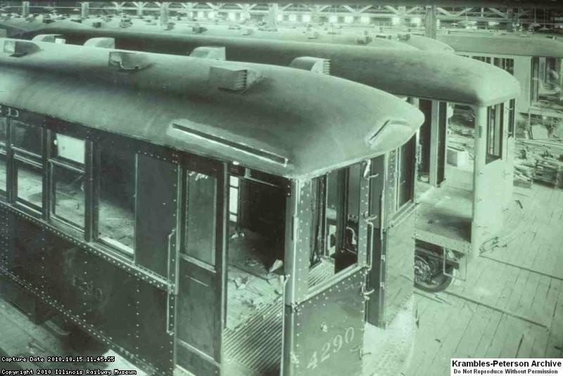 Under construction - 1922
