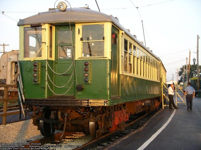 In service - September 2006