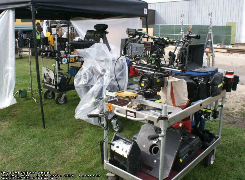 Camera accessories called Grip Cart