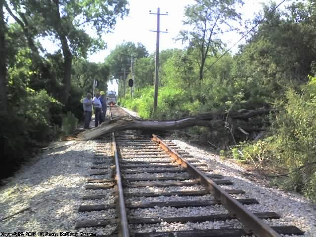 East End Storm Damage