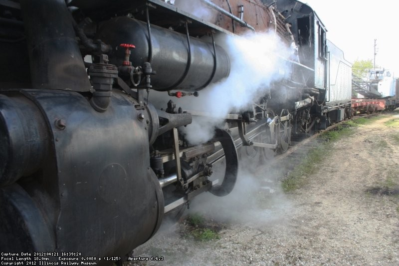 1630 in steam April 2012