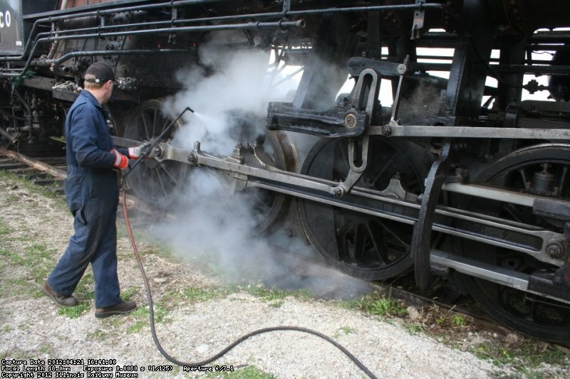 But sadly not its own steam!!