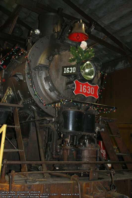 Christmas in the Steam Shop