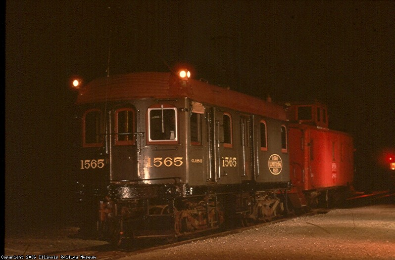 Night shot - c1970's