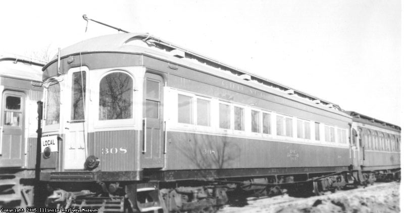 CA&E 308, Wheaton, 1941 - Barney Neuberger photo