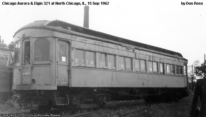 CA&E 321 at North Chicago