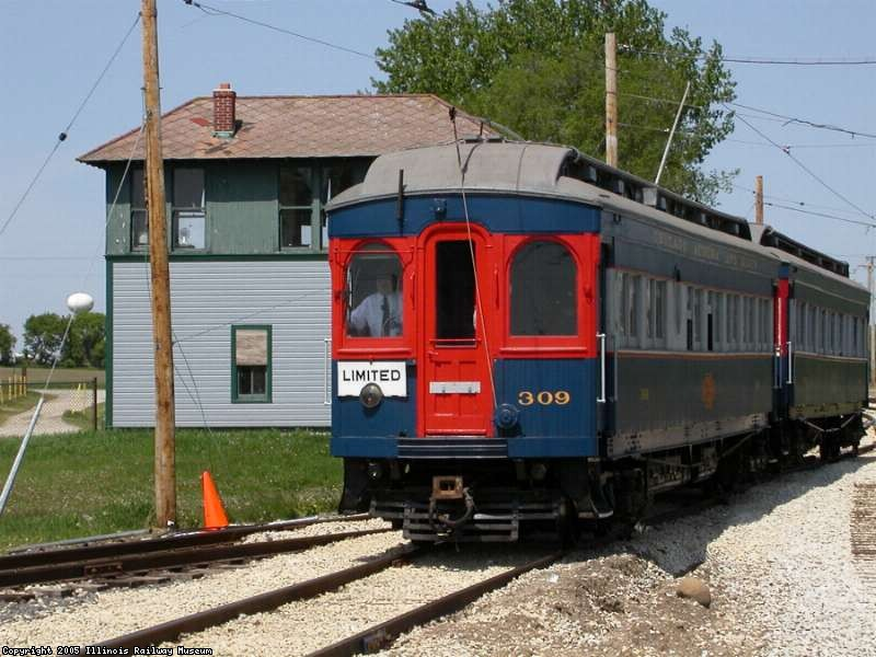 309-308 at Spaulding 5/24/03