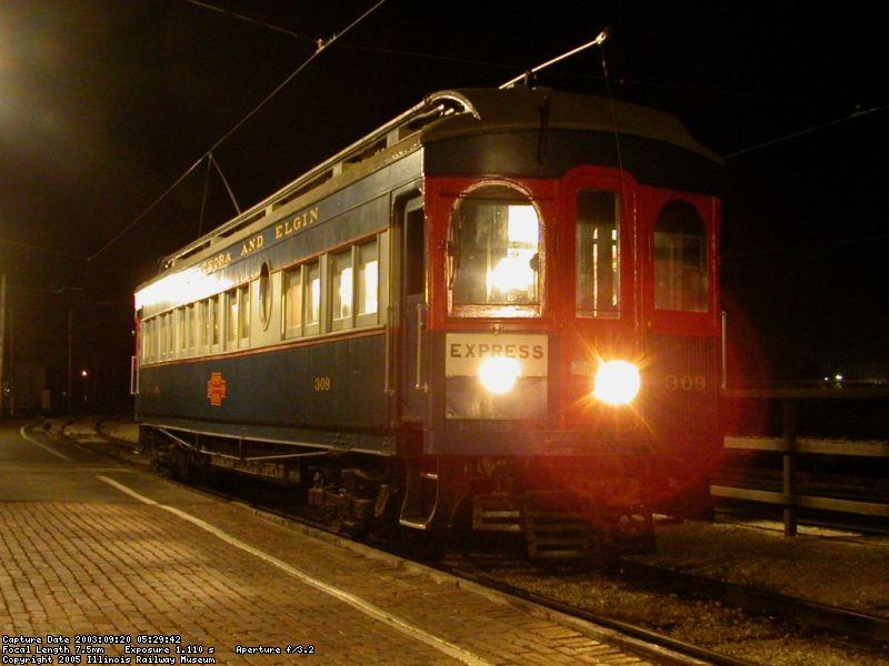 309 at night 9/20/03