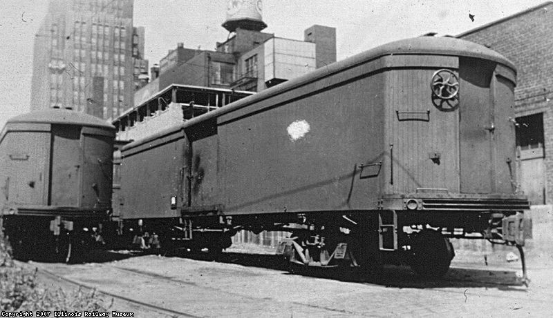 Lake Shore Electric series 800-813 cars