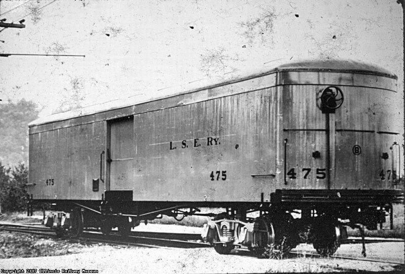 Lake Shore Electric 475