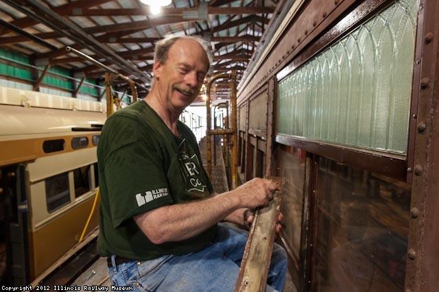 Norm Krental Installing an Exterior Upper Sash