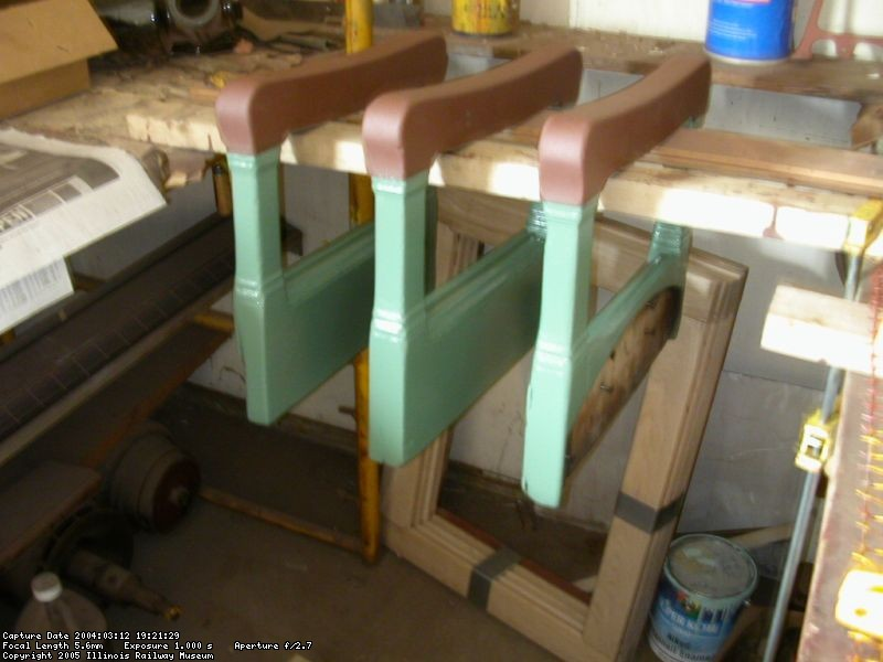 308 Armrests - 13 March 2004