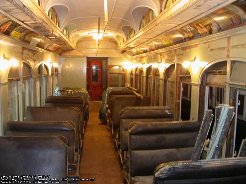 308 interior overview - 13 March 2004