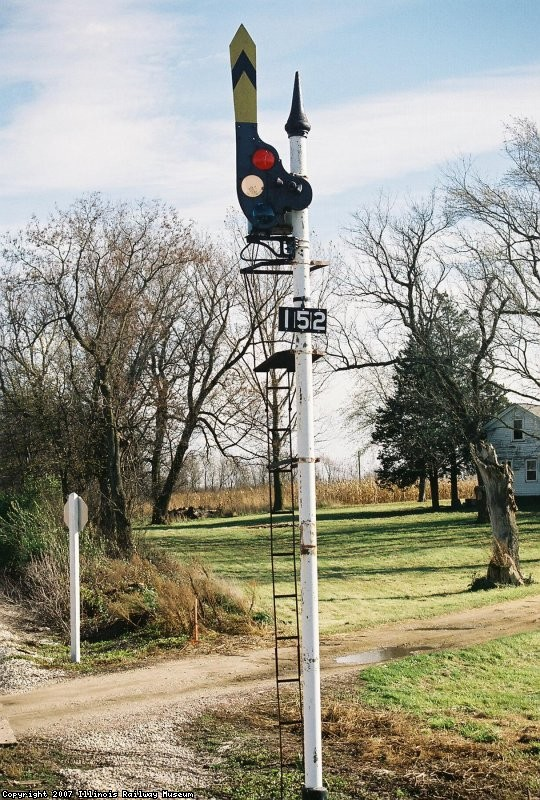 Signal 152, GRS 2A CRI&P, Joliet, IL