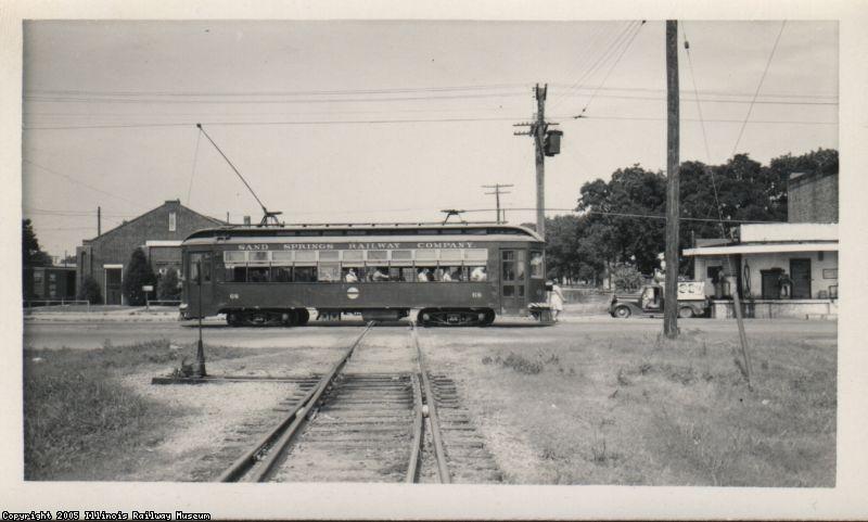 SS 68 circa 1947, Tulsa, Oklahoma