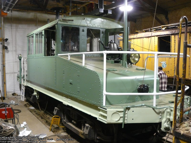 This side is now ready for the logo on the center of the cab, and numbers on the corner.