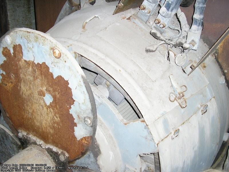 Main Generator, Andy Mueller Photo