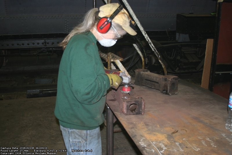 Jane cleaning binders