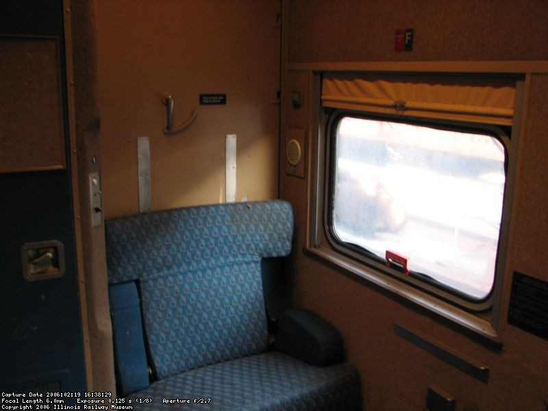 DBR sincle seat area