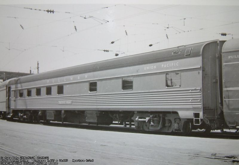 Pacific Peak 1950 Sunnyside NY yards