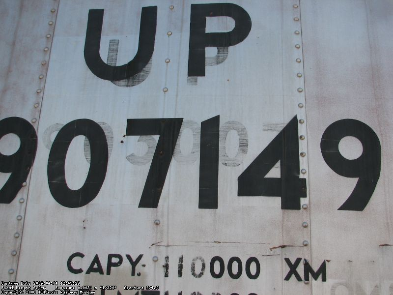 UP 907149