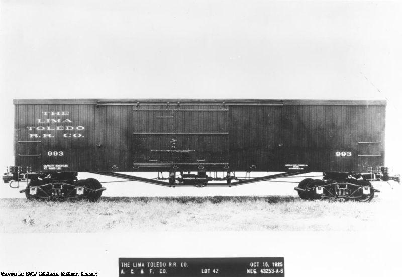 Lima Toledo RR 993
