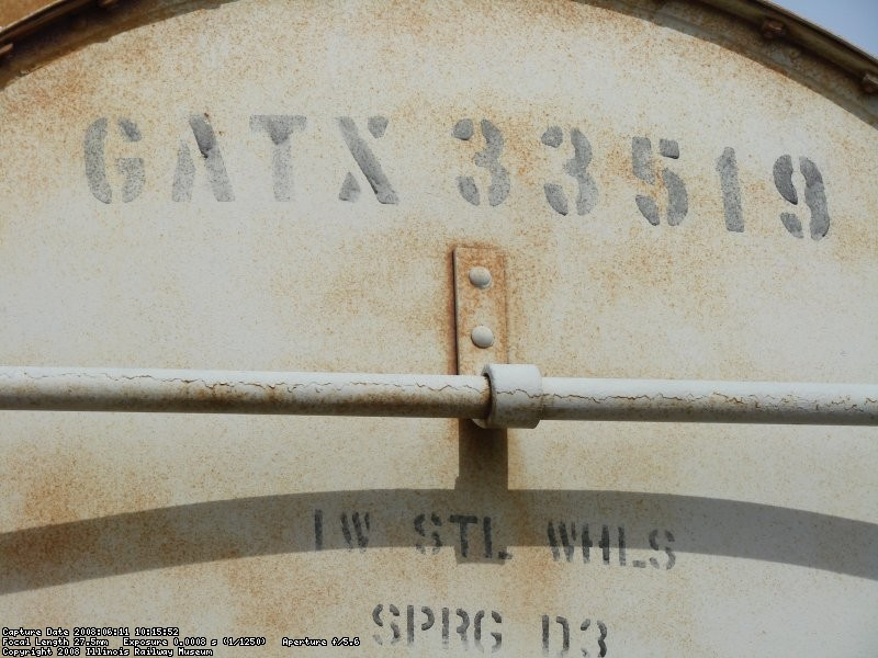 GATX 33519