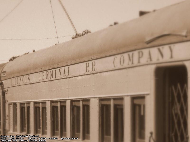 Illinois Terminal RR Company