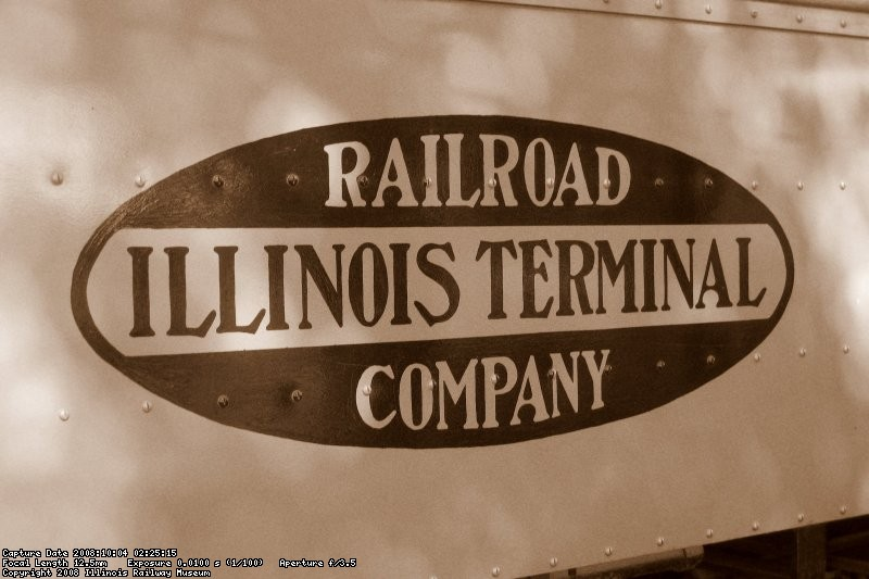 Illinois Terminal Railroad Company