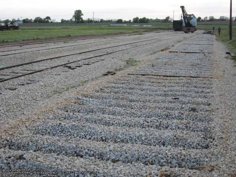 Track removed