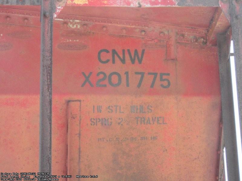 CNW X 201775