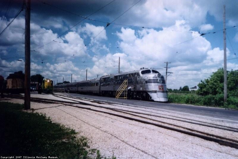 CBQ 9911 & Zephyr Station 2  07-00